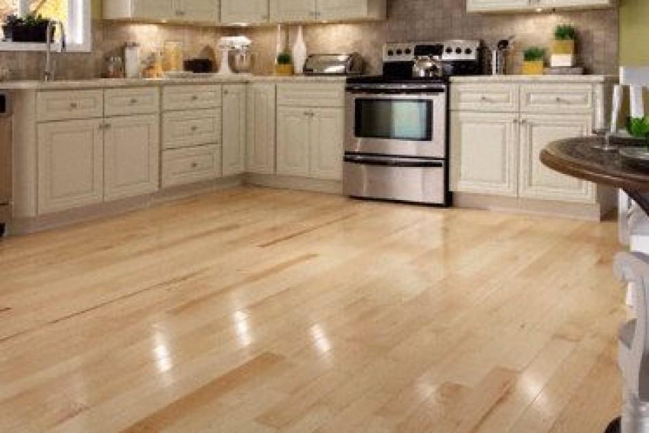 Install Hardwood Floors