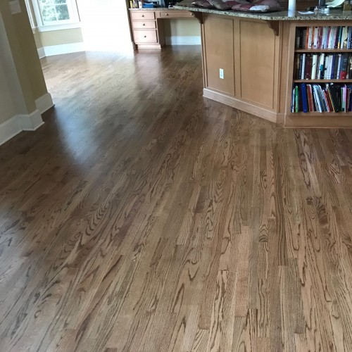 HARDWOOD FLOOR POLISHING SERVICES
